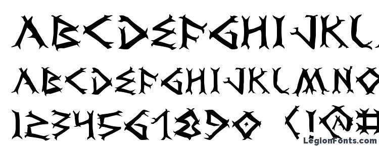 глифы шрифта Dragv2, символы шрифта Dragv2, символьная карта шрифта Dragv2, предварительный просмотр шрифта Dragv2, алфавит шрифта Dragv2, шрифт Dragv2
