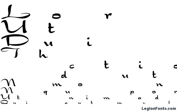 specimens Drakkar font, sample Drakkar font, an example of writing Drakkar font, review Drakkar font, preview Drakkar font, Drakkar font