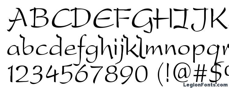 глифы шрифта Dreamerone, символы шрифта Dreamerone, символьная карта шрифта Dreamerone, предварительный просмотр шрифта Dreamerone, алфавит шрифта Dreamerone, шрифт Dreamerone