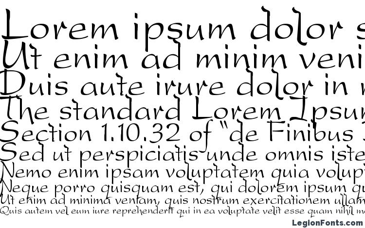 specimens Dreamerone font, sample Dreamerone font, an example of writing Dreamerone font, review Dreamerone font, preview Dreamerone font, Dreamerone font