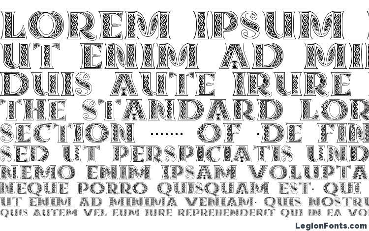 specimens DropCaps font, sample DropCaps font, an example of writing DropCaps font, review DropCaps font, preview DropCaps font, DropCaps font