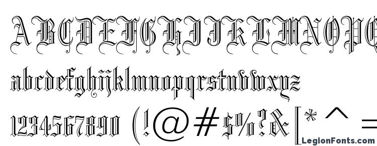 глифы шрифта Drpogothicc, символы шрифта Drpogothicc, символьная карта шрифта Drpogothicc, предварительный просмотр шрифта Drpogothicc, алфавит шрифта Drpogothicc, шрифт Drpogothicc