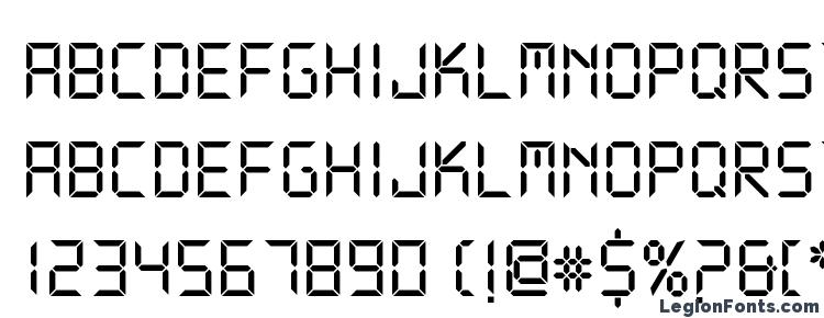 glyphs Ds digital font, сharacters Ds digital font, symbols Ds digital font, character map Ds digital font, preview Ds digital font, abc Ds digital font, Ds digital font