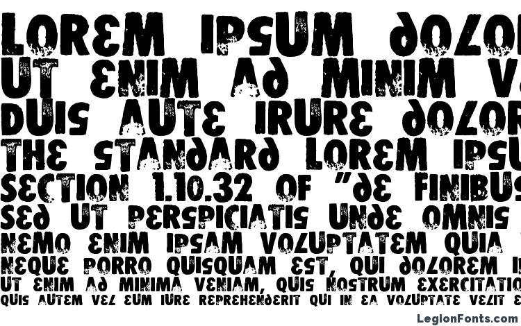 specimens DS Stamper font, sample DS Stamper font, an example of writing DS Stamper font, review DS Stamper font, preview DS Stamper font, DS Stamper font