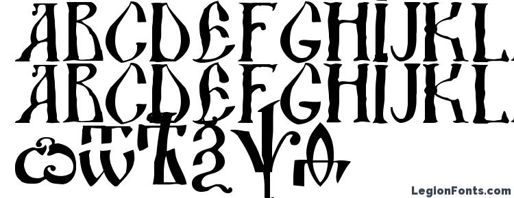 glyphs DS UstavHand font, сharacters DS UstavHand font, symbols DS UstavHand font, character map DS UstavHand font, preview DS UstavHand font, abc DS UstavHand font, DS UstavHand font