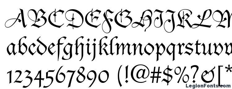 glyphs Duc De Berry LT font, сharacters Duc De Berry LT font, symbols Duc De Berry LT font, character map Duc De Berry LT font, preview Duc De Berry LT font, abc Duc De Berry LT font, Duc De Berry LT font