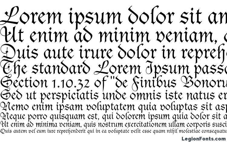 specimens Duc De Berry LT font, sample Duc De Berry LT font, an example of writing Duc De Berry LT font, review Duc De Berry LT font, preview Duc De Berry LT font, Duc De Berry LT font