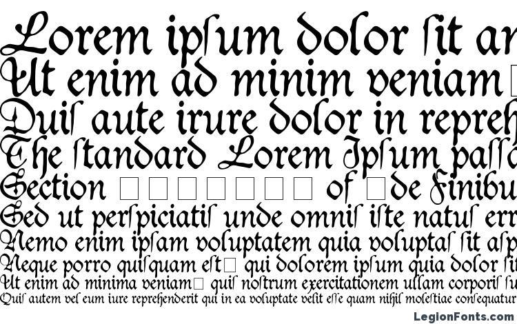 specimens Duke font, sample Duke font, an example of writing Duke font, review Duke font, preview Duke font, Duke font