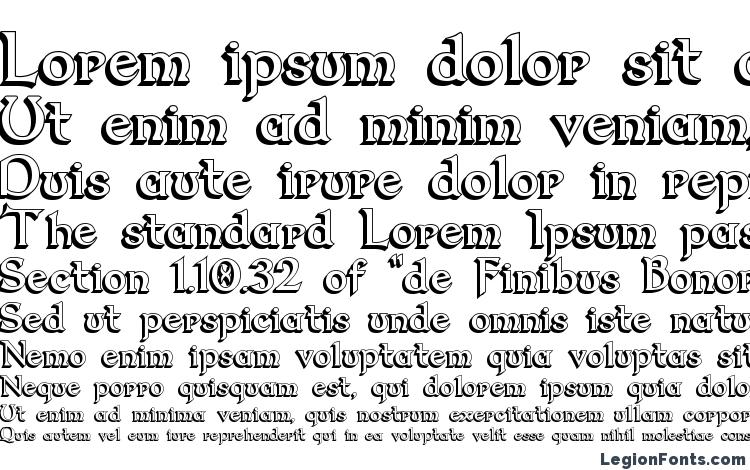 specimens Dumbledor 2 3D font, sample Dumbledor 2 3D font, an example of writing Dumbledor 2 3D font, review Dumbledor 2 3D font, preview Dumbledor 2 3D font, Dumbledor 2 3D font