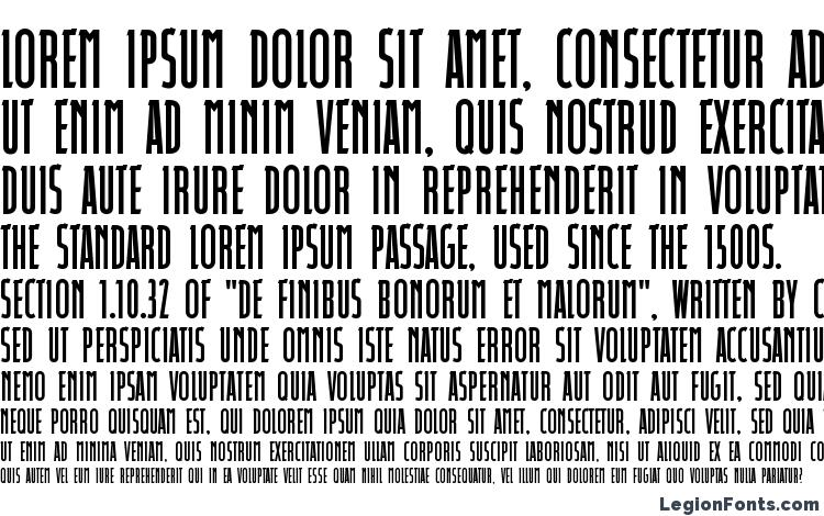 specimens Durango Compressed Bold font, sample Durango Compressed Bold font, an example of writing Durango Compressed Bold font, review Durango Compressed Bold font, preview Durango Compressed Bold font, Durango Compressed Bold font