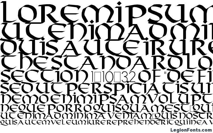 образцы шрифта Durrette, образец шрифта Durrette, пример написания шрифта Durrette, просмотр шрифта Durrette, предосмотр шрифта Durrette, шрифт Durrette