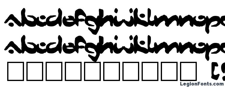 glyphs Dust Mites font, сharacters Dust Mites font, symbols Dust Mites font, character map Dust Mites font, preview Dust Mites font, abc Dust Mites font, Dust Mites font