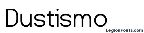 Dustismo Font