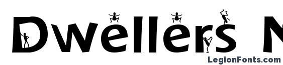 Dwellers Nice Font
