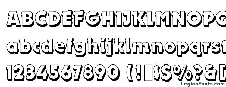 glyphs Dynamo Shadow LET Plain.1.0 font, сharacters Dynamo Shadow LET Plain.1.0 font, symbols Dynamo Shadow LET Plain.1.0 font, character map Dynamo Shadow LET Plain.1.0 font, preview Dynamo Shadow LET Plain.1.0 font, abc Dynamo Shadow LET Plain.1.0 font, Dynamo Shadow LET Plain.1.0 font