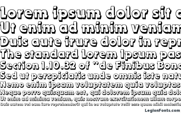 образцы шрифта Dynamo Shadow LET Plain.1.0, образец шрифта Dynamo Shadow LET Plain.1.0, пример написания шрифта Dynamo Shadow LET Plain.1.0, просмотр шрифта Dynamo Shadow LET Plain.1.0, предосмотр шрифта Dynamo Shadow LET Plain.1.0, шрифт Dynamo Shadow LET Plain.1.0