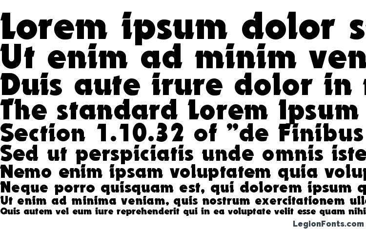 specimens Dynarc bold font, sample Dynarc bold font, an example of writing Dynarc bold font, review Dynarc bold font, preview Dynarc bold font, Dynarc bold font