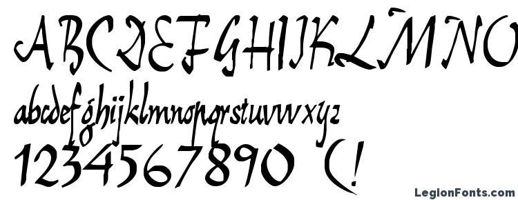 глифы шрифта E brantscript, символы шрифта E brantscript, символьная карта шрифта E brantscript, предварительный просмотр шрифта E brantscript, алфавит шрифта E brantscript, шрифт E brantscript