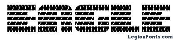Eagle GT II Font