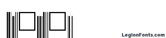 EanBwrP72xTt Font