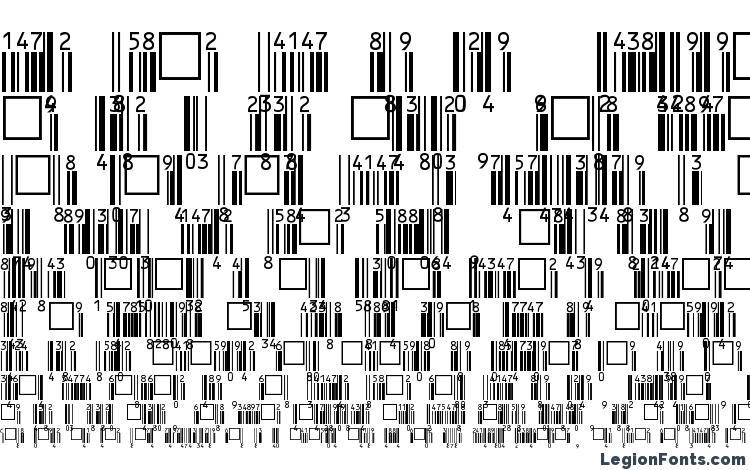 образцы шрифта EanP36Tt, образец шрифта EanP36Tt, пример написания шрифта EanP36Tt, просмотр шрифта EanP36Tt, предосмотр шрифта EanP36Tt, шрифт EanP36Tt
