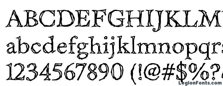 glyphs EastwoodITC TT font, сharacters EastwoodITC TT font, symbols EastwoodITC TT font, character map EastwoodITC TT font, preview EastwoodITC TT font, abc EastwoodITC TT font, EastwoodITC TT font
