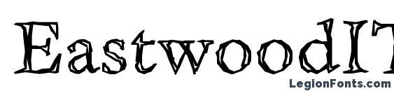 Шрифт EastwoodITC TT
