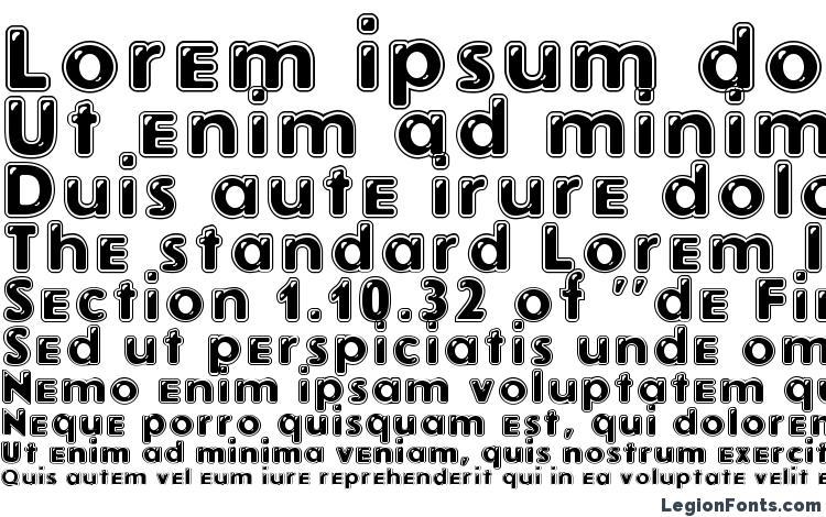 specimens Ebonitc font, sample Ebonitc font, an example of writing Ebonitc font, review Ebonitc font, preview Ebonitc font, Ebonitc font