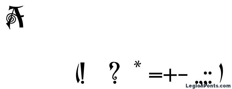 глифы шрифта Edison, символы шрифта Edison, символьная карта шрифта Edison, предварительный просмотр шрифта Edison, алфавит шрифта Edison, шрифт Edison