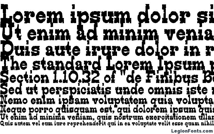 specimens Edmunds Distressed font, sample Edmunds Distressed font, an example of writing Edmunds Distressed font, review Edmunds Distressed font, preview Edmunds Distressed font, Edmunds Distressed font