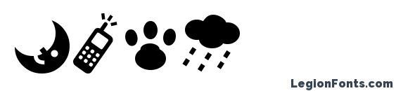 Efon Font, Icons Fonts