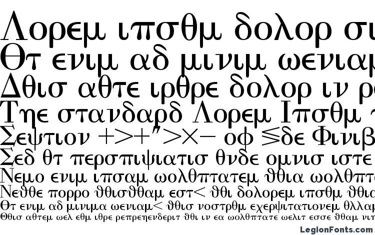 specimens Eisagogreekssk regular font, sample Eisagogreekssk regular font, an example of writing Eisagogreekssk regular font, review Eisagogreekssk regular font, preview Eisagogreekssk regular font, Eisagogreekssk regular font