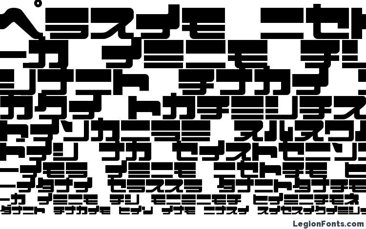specimens Ejectjap upperphat font, sample Ejectjap upperphat font, an example of writing Ejectjap upperphat font, review Ejectjap upperphat font, preview Ejectjap upperphat font, Ejectjap upperphat font