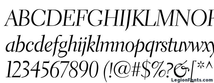 глифы шрифта Electra LT Cursive Display, символы шрифта Electra LT Cursive Display, символьная карта шрифта Electra LT Cursive Display, предварительный просмотр шрифта Electra LT Cursive Display, алфавит шрифта Electra LT Cursive Display, шрифт Electra LT Cursive Display