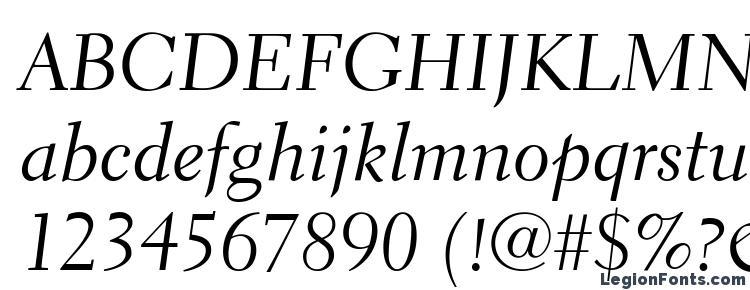 глифы шрифта Electra LT Cursive, символы шрифта Electra LT Cursive, символьная карта шрифта Electra LT Cursive, предварительный просмотр шрифта Electra LT Cursive, алфавит шрифта Electra LT Cursive, шрифт Electra LT Cursive