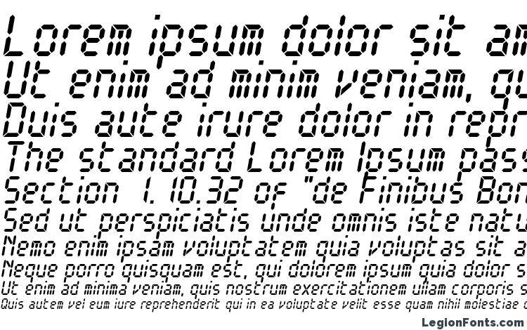 specimens Electronicac italic font, sample Electronicac italic font, an example of writing Electronicac italic font, review Electronicac italic font, preview Electronicac italic font, Electronicac italic font