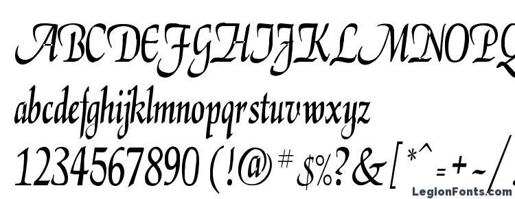 glyphs ElGar Cn font, сharacters ElGar Cn font, symbols ElGar Cn font, character map ElGar Cn font, preview ElGar Cn font, abc ElGar Cn font, ElGar Cn font