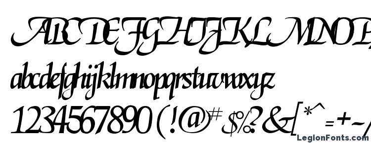 glyphs Elgarrett regular font, сharacters Elgarrett regular font, symbols Elgarrett regular font, character map Elgarrett regular font, preview Elgarrett regular font, abc Elgarrett regular font, Elgarrett regular font