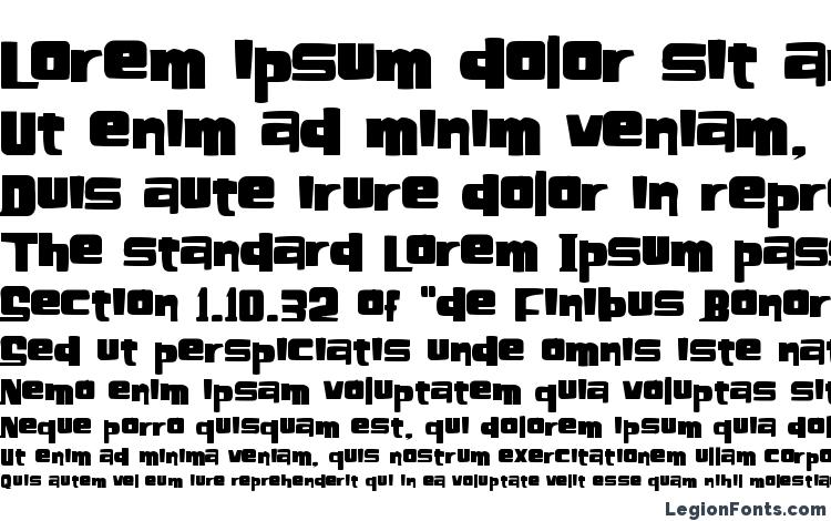 specimens ElHombre font, sample ElHombre font, an example of writing ElHombre font, review ElHombre font, preview ElHombre font, ElHombre font