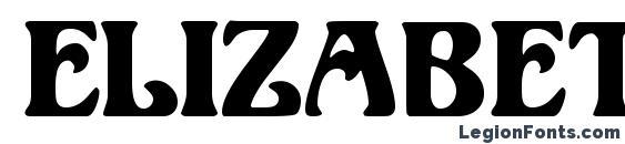 Elizabeta Modern Font, Wedding Fonts