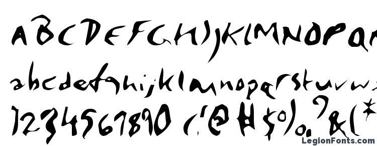 глифы шрифта Elmore, символы шрифта Elmore, символьная карта шрифта Elmore, предварительный просмотр шрифта Elmore, алфавит шрифта Elmore, шрифт Elmore