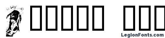 Elvira dingbats Font, Icons Fonts