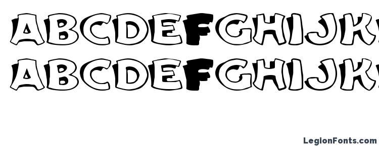 глифы шрифта Elwood Bold, символы шрифта Elwood Bold, символьная карта шрифта Elwood Bold, предварительный просмотр шрифта Elwood Bold, алфавит шрифта Elwood Bold, шрифт Elwood Bold