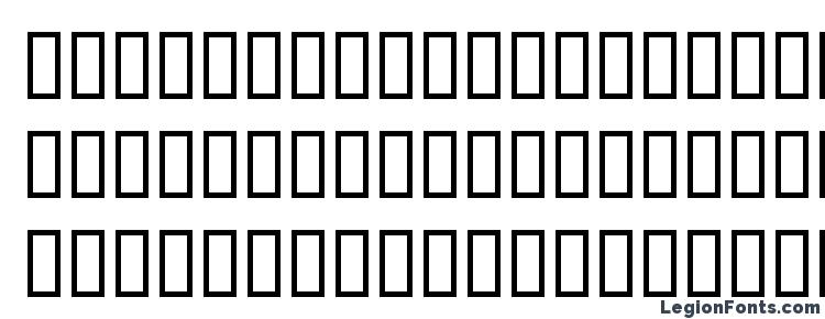 глифы шрифта EmGravesSH, символы шрифта EmGravesSH, символьная карта шрифта EmGravesSH, предварительный просмотр шрифта EmGravesSH, алфавит шрифта EmGravesSH, шрифт EmGravesSH