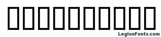 EmGravesSH Font