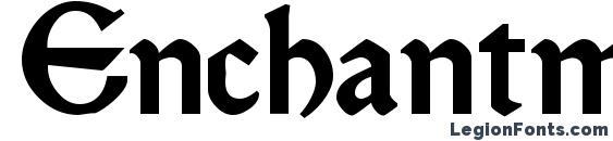Enchantment Font Download Free Legionfonts