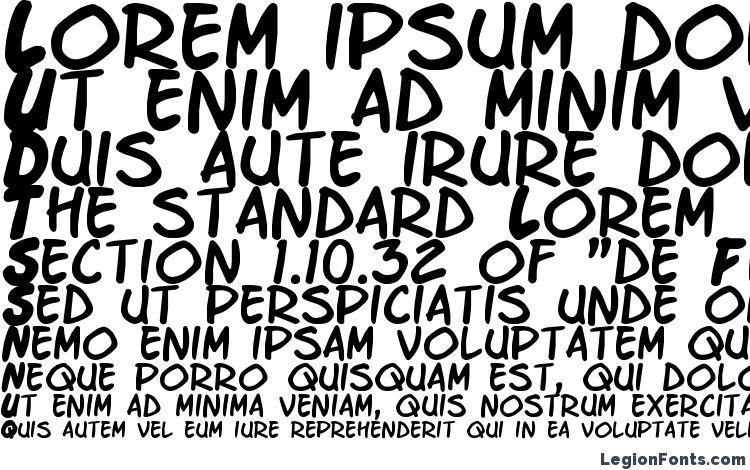 specimens Enchilada font, sample Enchilada font, an example of writing Enchilada font, review Enchilada font, preview Enchilada font, Enchilada font