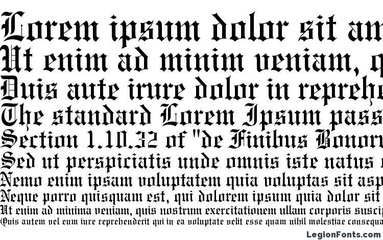 specimens Engravers Old English BT font, sample Engravers Old English BT font, an example of writing Engravers Old English BT font, review Engravers Old English BT font, preview Engravers Old English BT font, Engravers Old English BT font