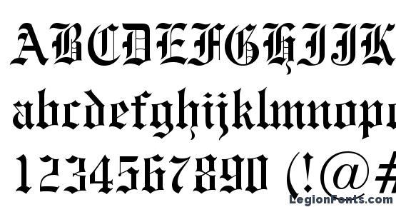 Engravers Old English BT Font Download Free LegionFonts