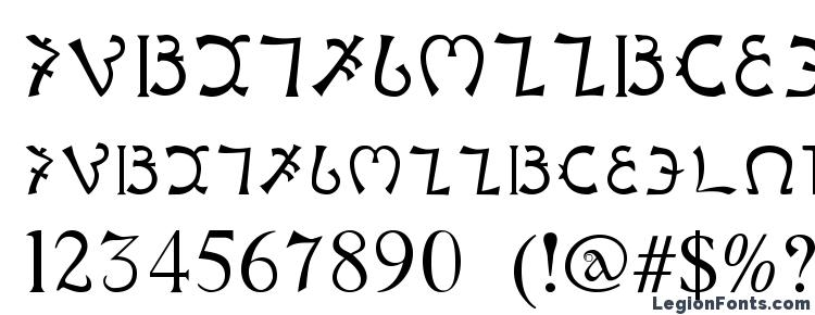 glyphs Enochianwriting font, сharacters Enochianwriting font, symbols Enochianwriting font, character map Enochianwriting font, preview Enochianwriting font, abc Enochianwriting font, Enochianwriting font